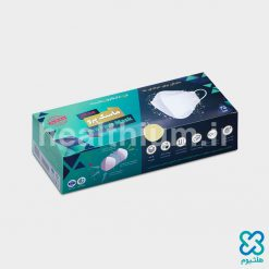 ماسک سه بعدی ۳D پرو نباتی دوازده رو هشت