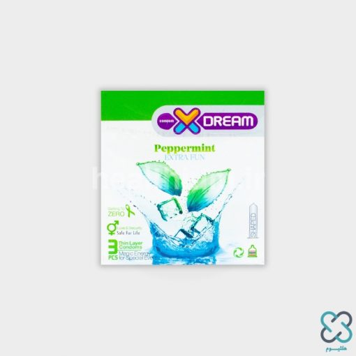 کاندوم خنککننده X-Dream