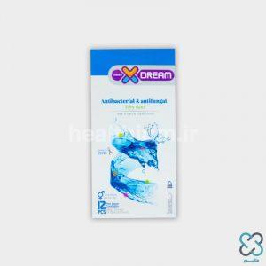 کاندوم ضد قارچ و باکتری X-Dream