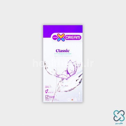 کاندوم کلاسیک X-Dream