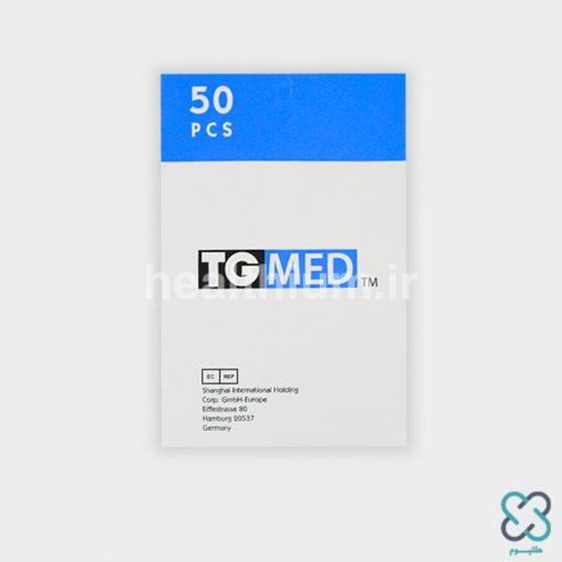 پانسمان آماده ضدآب 15*10 شفاف TG Med