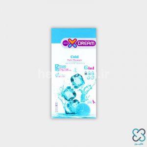 کاندوم سرد X-Dream