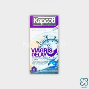 همیشه بیدار - کاندوم تاخیری، روان کننده و نگه دارنده نعوظ Kapoot