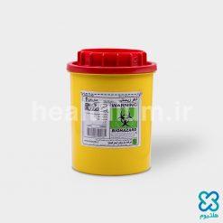 سیفتی باکس ۱ لیتری BioSafe