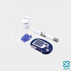 دستگاه تست قند خون کلورچک مدل Clever Chek TD-4230