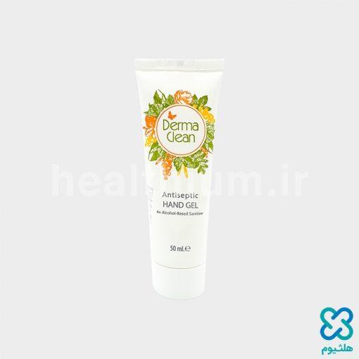 ژل ضدعفونی کننده و پاک کننده دست الکلی ۵۰۰ سیسی درماکلین (Derma Clean)