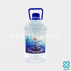 آب مقطر ۱ لیتری فومن وش