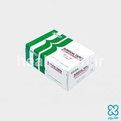 چسب ضد حساسیت کاغذی KBM سایز 1.25cm×9m