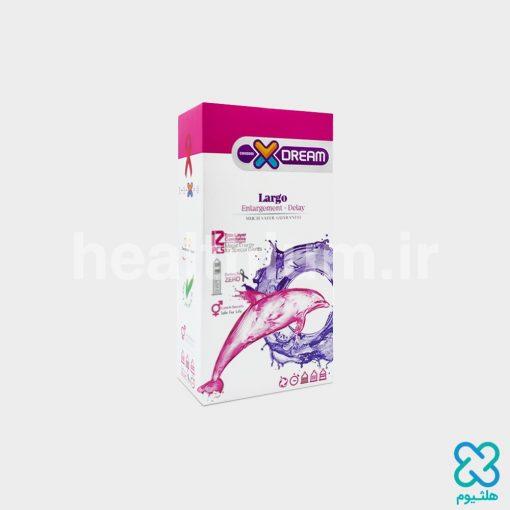 کاندوم چرب و شفاف لارگو (Largo)
