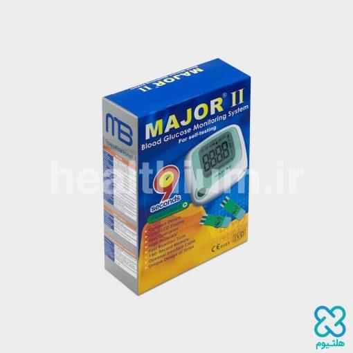 دستگاه تست قند خون ماژور ۲