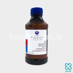 الکل طبی اتانول ۹۶ درصد یک لیتری نصر