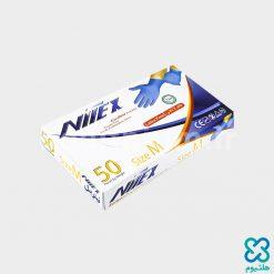 دستکش نیتریل Nitex سایز Small (حریر)