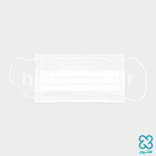 ماسک سه لایه جراحی پاوان طب (بسته ۷۵ عددی)