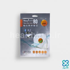 ماسک نانو الیاف سوپاپ دار FFP1 ریما رسپی نانو مدل i80
