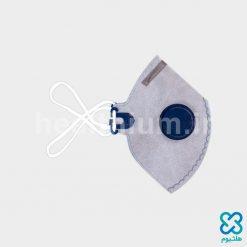 ماسک نانو الیاف سوپاپ دار N95 ریما رسپی نانو مدل i95