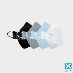 ماسک سه بعدی بزرگسال کلاسیک N95 نانو الیاف ریما رسپی نانو