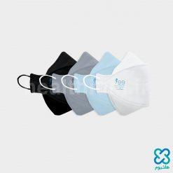 ماسک سه بعدی بزرگسال کلاسیک N99 نانو الیاف ریما رسپی نانو