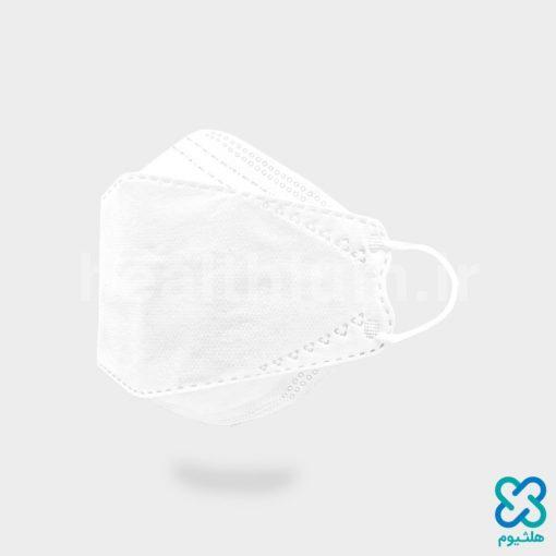 ماسک سه بعدی 3D سفید شفا