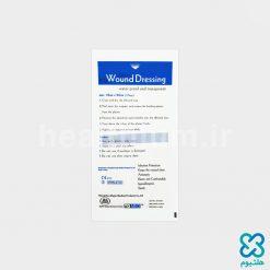 پانسمان آماده ضدآب شفاف TG Med سایز ۱۰cm×۲۰cm