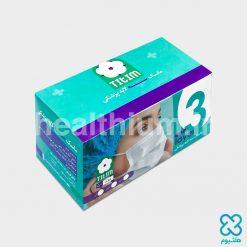 ماسک سه لایه پزشکی Titim