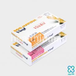 دستکش وینیل رزمریم (Vinolex) (سایز Large و Medium جور)